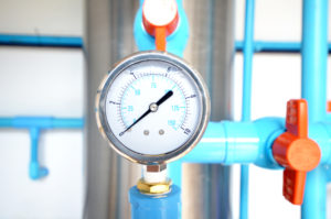 weak water pressure