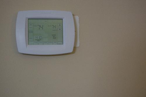 furnace thermostat