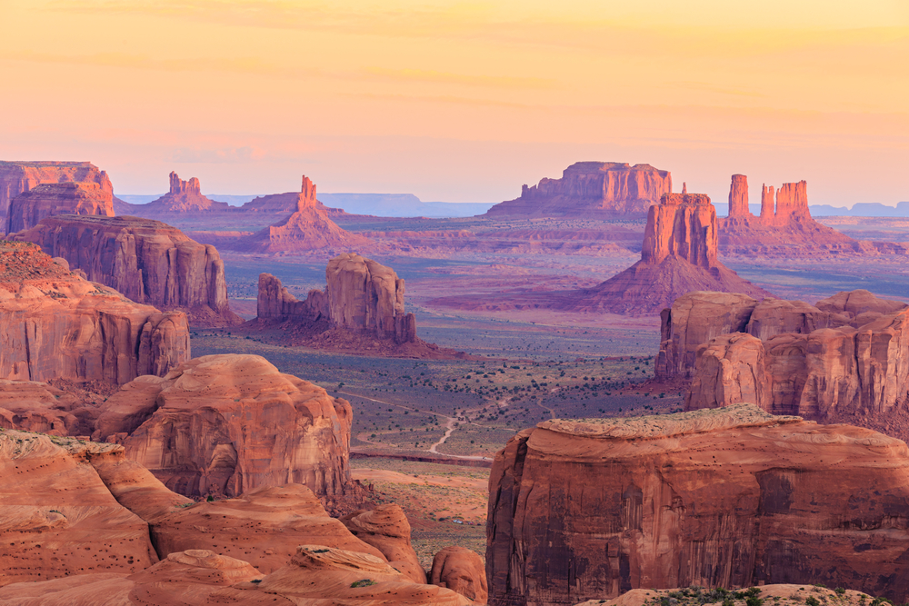 Beautiful Grand Canyon view