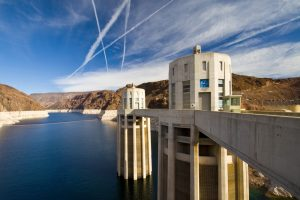 towers at Lake Mead, Nevada